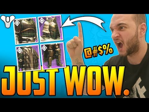 The Destiny 2 Grind Is Officially Over! FINALLY !! - (Live Iron Banner Rages)