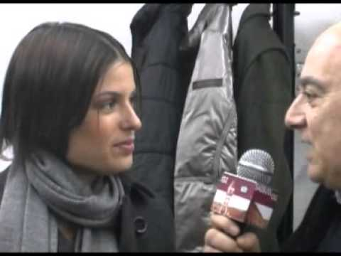 Sara Tommasi al Criba – Le interviste