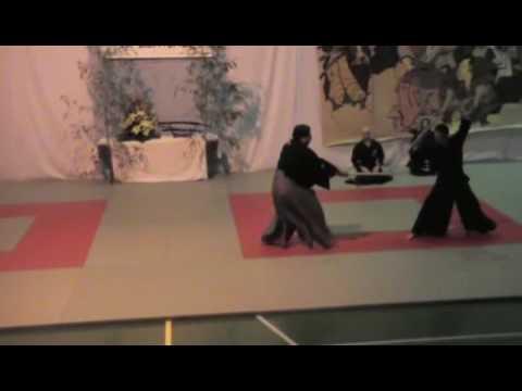 CMOM Aikido - 07.02.2009 - Gala des Arts Martiaux (Battodo/Iaido/Kendo) 5/11