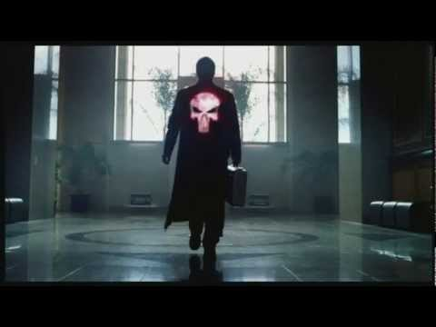 The Punisher (2004) Official Marvel trailer