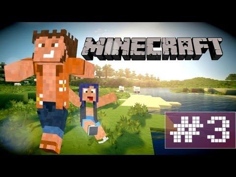 Serie Minecraft || REGRESO AL FUTURO || La Isla Villa Pachona #3 | Minecraft Gameplay en español