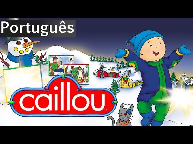 O Natal de Caillou, o filme - Versão Completa Português