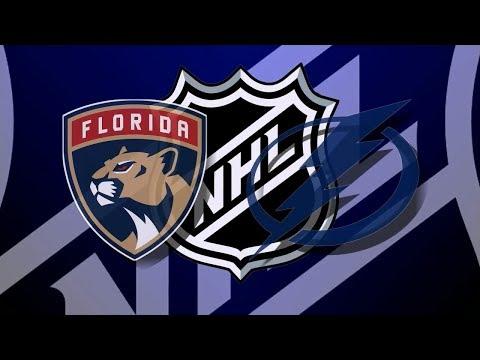 Флорида – Тампа-Бэй (31.10.17) Обзор матча...