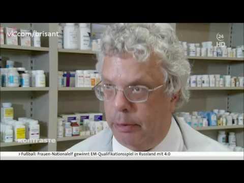 CIPROFLOXACIN - Gefährliches Antibiotikum