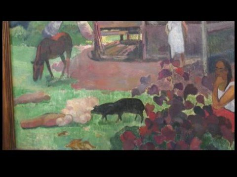 Understanding Art Through Budapest Fine Arts Museum: Part II : Understanding Art: Paul Gauguin