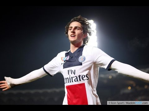 Adrien Rabiot highlights