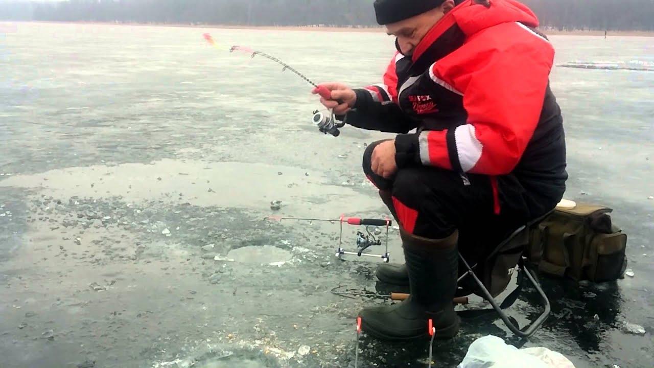 W dkarstwo podlodowe leszcze spod lodu ice fishing for Fishing license for disabled person
