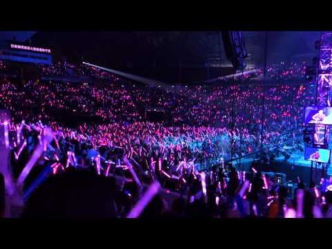 Jay Chou Opus Jay 2013 Concert Singapore Live - Fine Day (Qing Tian) 晴天