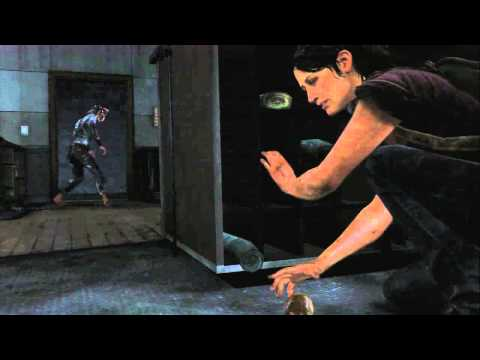 The Last of Us gameplay: Demo (God of War: Ascension disc - PlayStation 3 - GOW Demo)