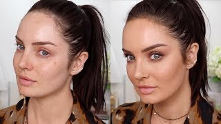 Radiant Summer Makeup With Glowing Skin Eyes Chloe Morello