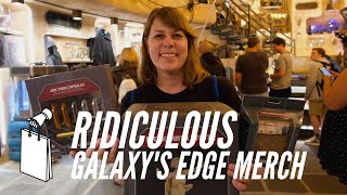 Most Ridiculous Things To Buy in Star Wars: Galaxy's Edge