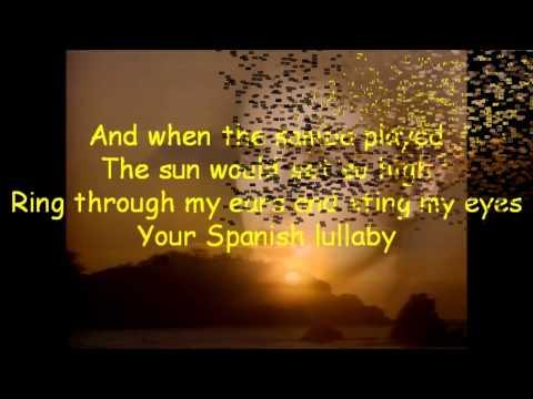 La Isla Bonita / Madonna - Lyric Video - HD 1080p