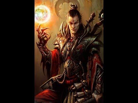 Diablo III : Critical Mass (CM) Wizard Build/Skills and Runes 1080p HD