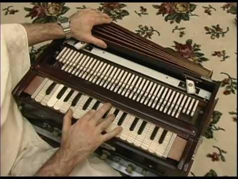 Harmonium Lessons- Shri Prahlad video
