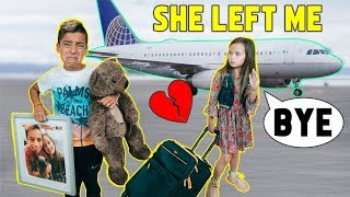 SHE LEFT ME...FOREVER!!! 💔 | The Royalty Family