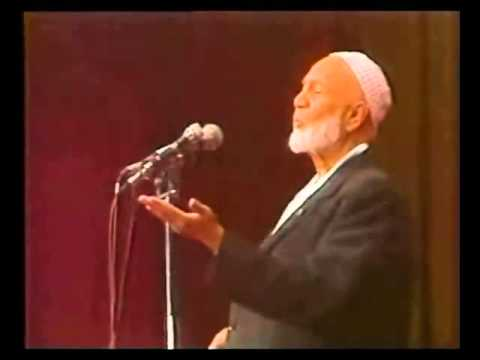 When The Enemy Applause To Your Argument - Amazing Ahmed Deedat video