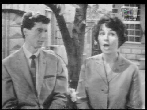 Mies Bouwman en Rudi Carrell 1962