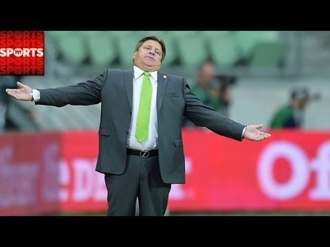 Mexico COACH Miguel Herrera FIRED After PUNCHING Journalist