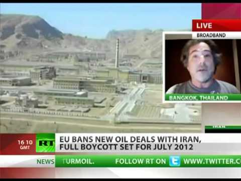 WW3 ∞ EU Boycott's Iranian Oil (2/2) Straits of Hormuz ? NDAA Declared WW3 Ron Paul