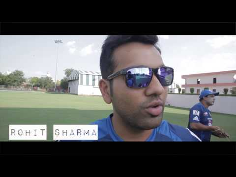 Skipper Rohit Sharma & Dinesh Karthik talk about being the part of MI paltan