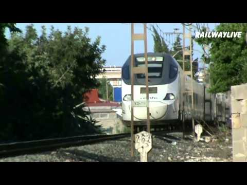 Railwaylive Train Videos from Europe! Locomotives, Multiple Units, High-Speed Trains, Steam Railroad and more! SUBSCRIBE to our channel! Thank You! A NEW TRA...