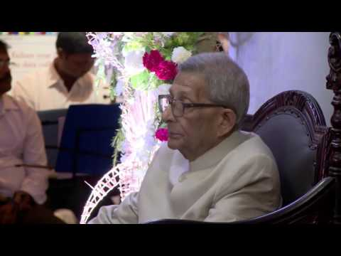 HE The Governor of West Bengal, Sri Keshari Nath Tripathiji's Speech, 20th of August, 2015