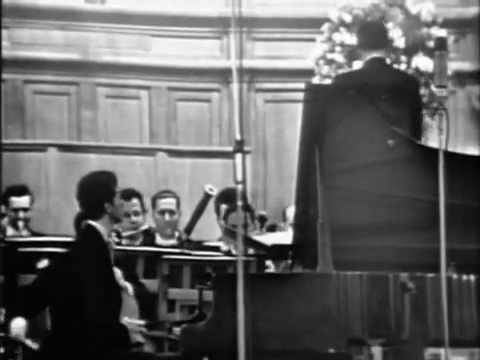 П и чайковский (1840 20131893): концерт 1 для фортепиано с оркестром (ван клиберн, сша)