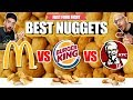 FAST FOOD FIGHT S02e04 McDONALD S Vs BURGER KING Vs KFC BEST NUGGETS mp3