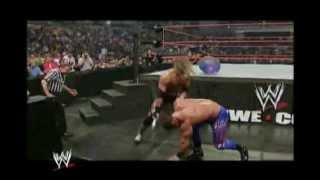WWE backlash 2005 highlights