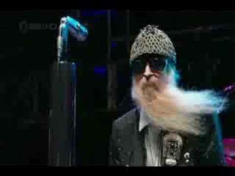 ZZ Top - Crossroads Guitar Festival.-