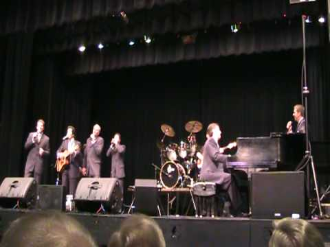 The Booth Brothers and Triumphant Quartet sing and play Lifes Railway to Heaven