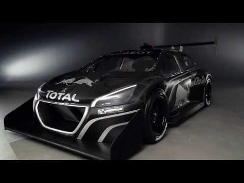 Peugeot Returns to Pikes Peak - King Of The Peak 2013 Teaser