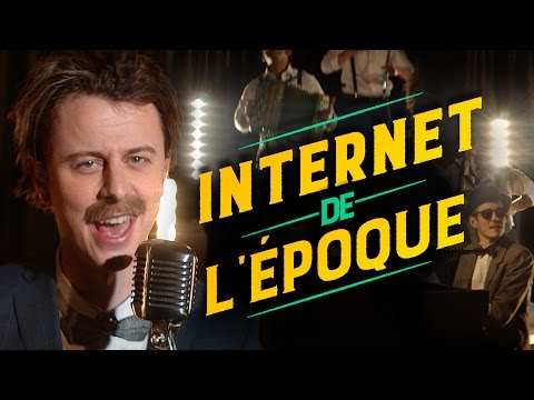 NORMAN - INTERNET DE L'ÉPOQUE