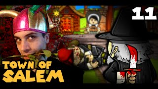 The Love Jester Tricks All! (The Derp Crew: Town of Salem - Part 11)
