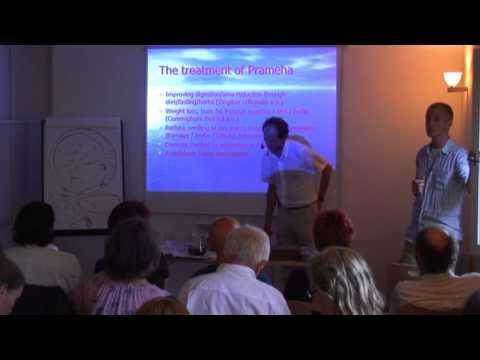 3/5: Dr. Med. Victor Manhave: Ayurvedische Behandlungsmethoden Bei Diabetes Mellitus+Übergewicht