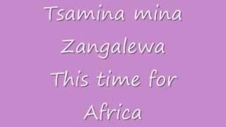 Shakira   Waka Waka with full lyrics video