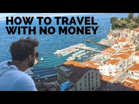 How to Travel Cheap : Your Guide to Traveling With No Money