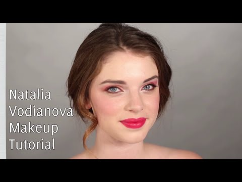 Natalia Vodianova Wiki Natalia Vodianova Makeup