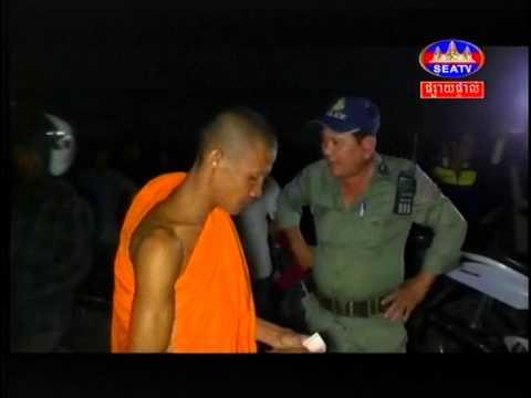 Monk gangster hot news