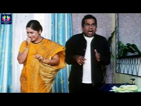 Kovai Sarala And Brahmanandam Superb Comedy Scene || Latest Telugu Comedy Scenes || TFC Comedy
