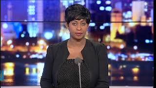 Le 20 Heures de RTI1 du 13 aout 2018 par Fatou Fofana Camara