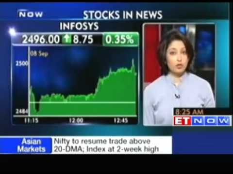 Stocks in news  Pantaloon, Infosys, IGL