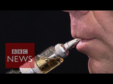 E-cigarettes: Are they safe? BBC News