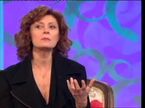 Susan Sarandon - Paul O'Grady Part 1/3