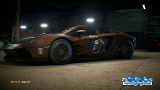 Need for Speed | Lamborghini Aventador | Rat Look | HardPokers | Tuning | Customization | Wraps