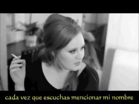 one and only - adele subtitulado en español