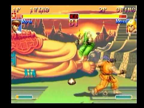 PSM2 Magazine #47 - Hyper Street Fighter 2 Review