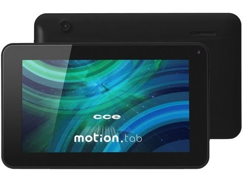 Unboxing e Review - Tablet CCE Motion TR71