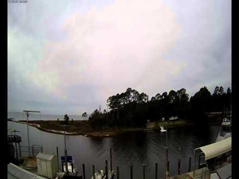 Basin Camera 2016-01-31: FSU Coastal and Marine Lab