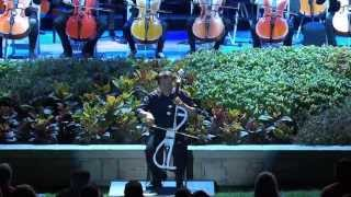 The Piano Guys Live At Red Butte Garden Beethoven 39 S 5 Secrets Cello Orchestral
